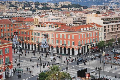 In de dag Nice Nice (Nizza), France