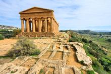 Agrigento - Greek Temple