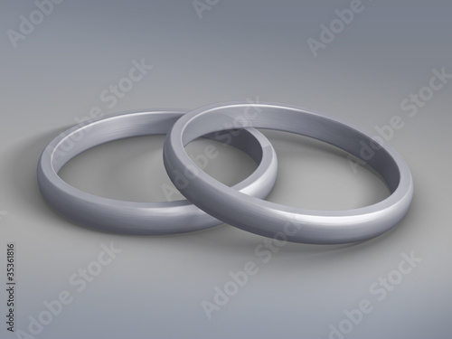 Hochzeitsringe Weissgold Buy This Stock Illustration And Explore