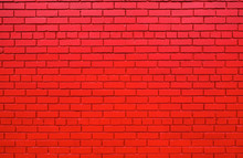 Red Brick Wall Further Back