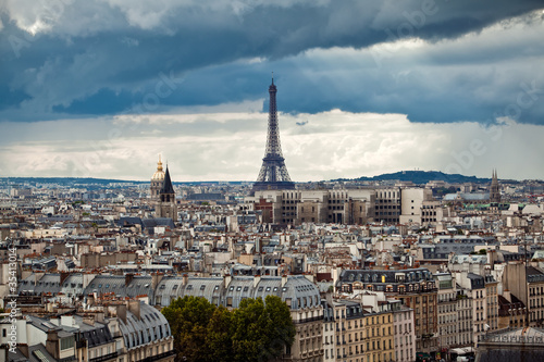 Photo Stands Paris Paris city view