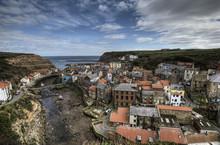 Yorkshire Fishing Village Of S...