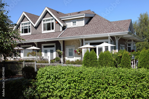 Photo  Residence in Richmond BC Canada.