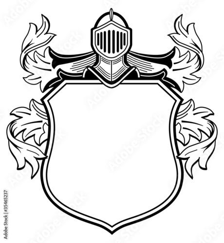 Fotografia Ritter Wappen