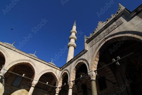 Fotografie, Obraz  Moschea nuova