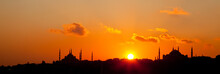 Sunset At Istanbul 4