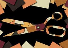 Leather Scissors