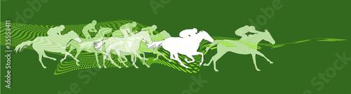 Fotografia horserace 2