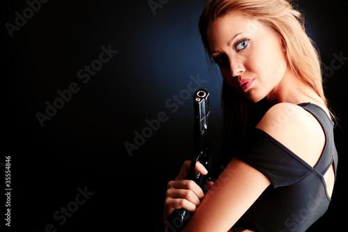 Photo  secret agent