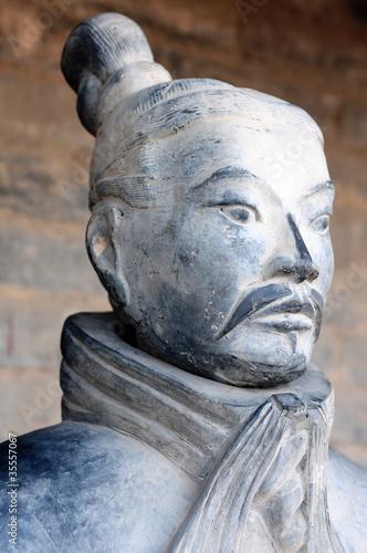 Foto op Plexiglas Xian Terracotta