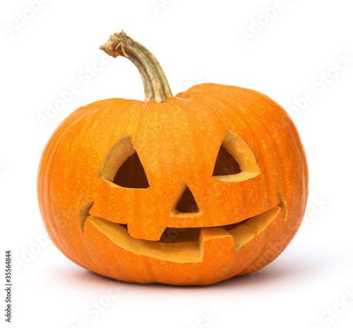 Halloween Pumpkin. Fototapeta