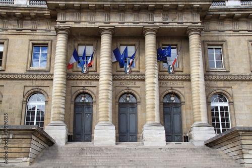 Valokuva  Palais de justice de Paris