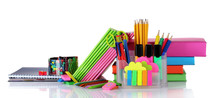 Bright Stationery And Books Is...