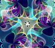 Der abstrakte Hintergrund für das Design