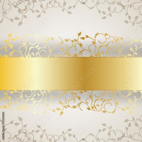 Fotografie, Obraz  abstract background frame