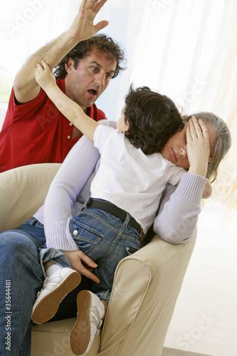 Plakaty o przemocy przemoc-w-rodzinie