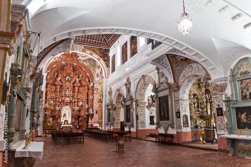 Fotografie, Obraz  Iglesia del Carmen de Anyequera
