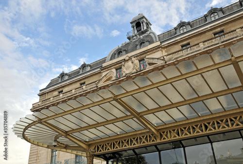 Fotografía Quai d'Orsay, Parigi