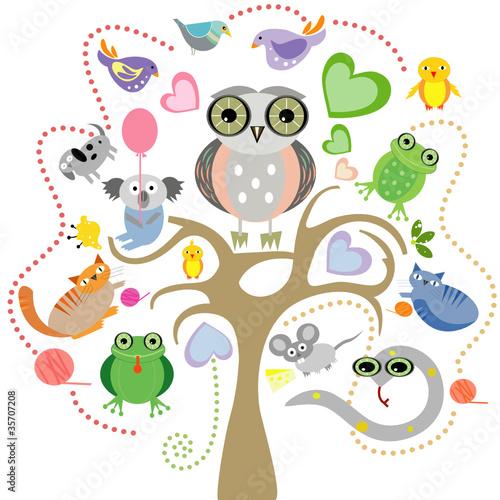 drzewo-zabawek