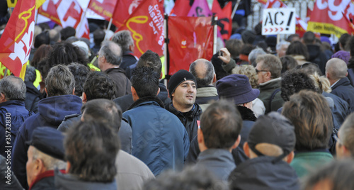 Photo  Manifestation