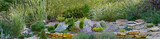 Fototapeta Kamienie - Ogród