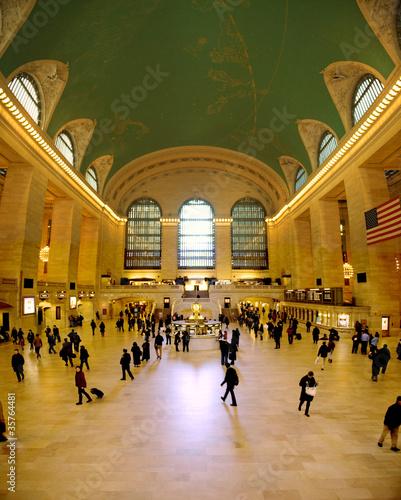 Fotografía Grand Central Terminal Station, NY