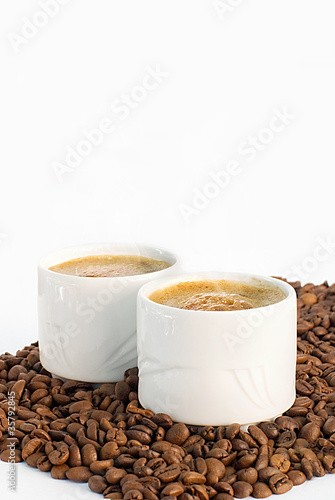 Fotobehang Coffee