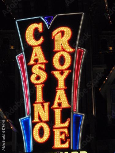 Poster Las Vegas Casino01