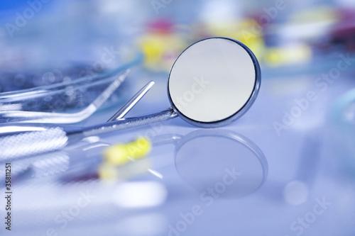 Fotografia  Stomatology equipment