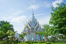 Khonkaen's Shrine Of The City-god