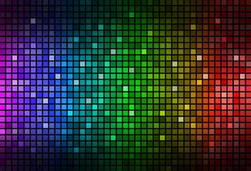 Obraz abstrakter Hintergrund - Discostyle