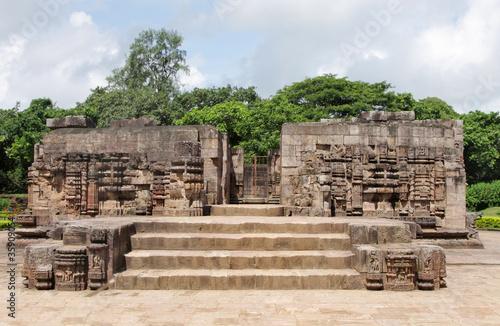 Fotografie, Obraz  Mayadevi temple at Sun temple complex