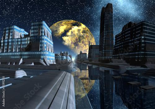 gwiazdzista-noc-nad-obcym-miastem-scena-science-fiction