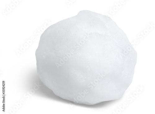 Fotografie, Obraz snowball