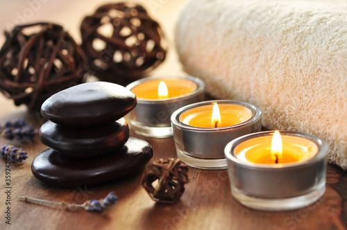 Photo  Drei Kerzen