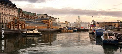 Obraz na plátně Helsinki - Finlandia