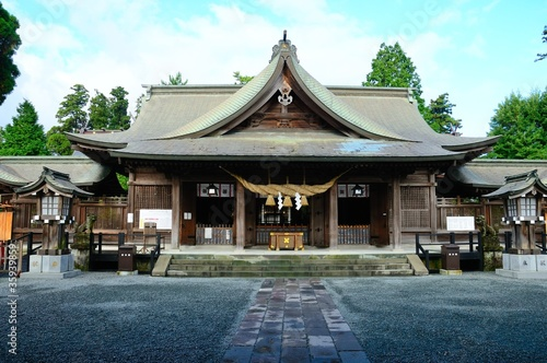 Fototapeta 阿蘇神社