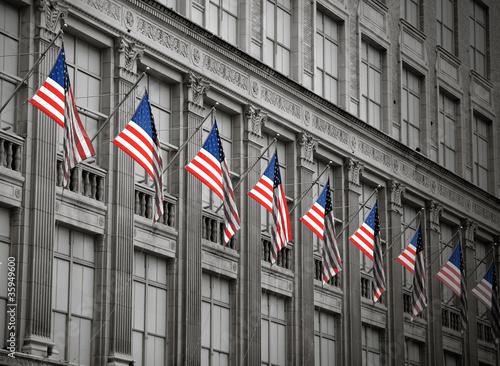 flagi-amerykanskie