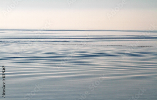Foto Rollo Basic - stilles Meer
