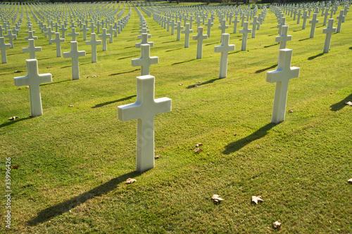 Poster  Cimitero di guerra