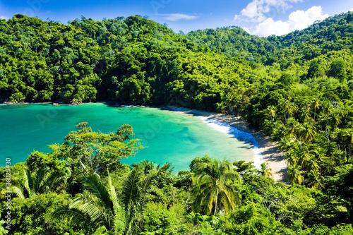 Cadres-photo bureau Caraibes Englishman's Bay, Tobago