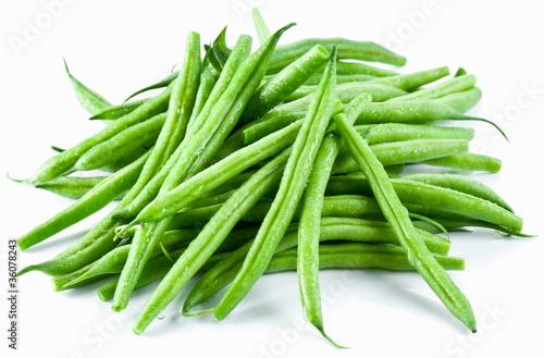 Fotografía  Green beans