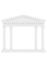 Portico (Colonnade), An Ancien...