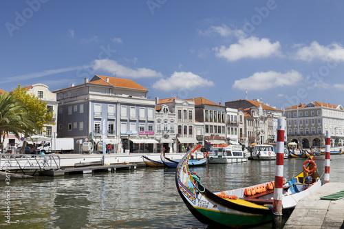 Fotografie, Obraz  Aveiro (Portugal)