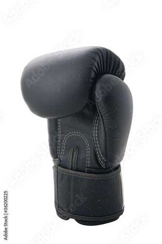 Fotografía  Black Boxing Gloves