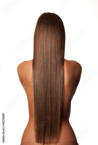 Fotografía Beautiful long hair
