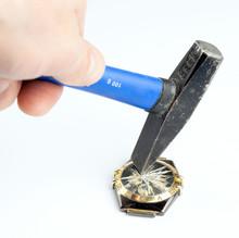 Break Wristwatch Heavy Hammer