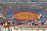 Bullfighting stadium, Plaza de Toros, Mexico
