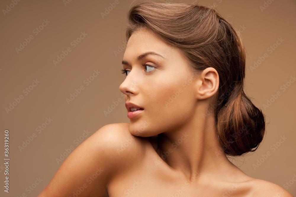 Fototapety, obrazy: beautiful woman