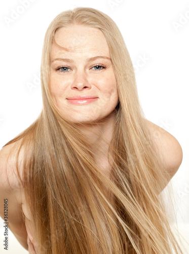 Valokuva  Long Hair Beauty